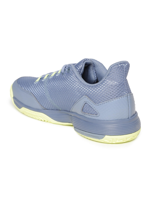 b281762943a4d Buy ADIDAS Kids Grey ADIZERO CLUB K Tennis Shoes - Sports Shoes for ...