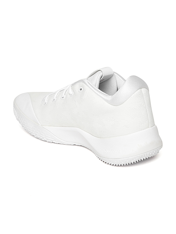 7ac28239bca88f Buy ADIDAS Men White NXT LVL SPD VI Basketball Shoes - Sports Shoes ...