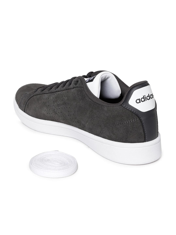 wholesale dealer baf32 e1f2e ADIDAS Men Black CF Advantage CL Sneakers