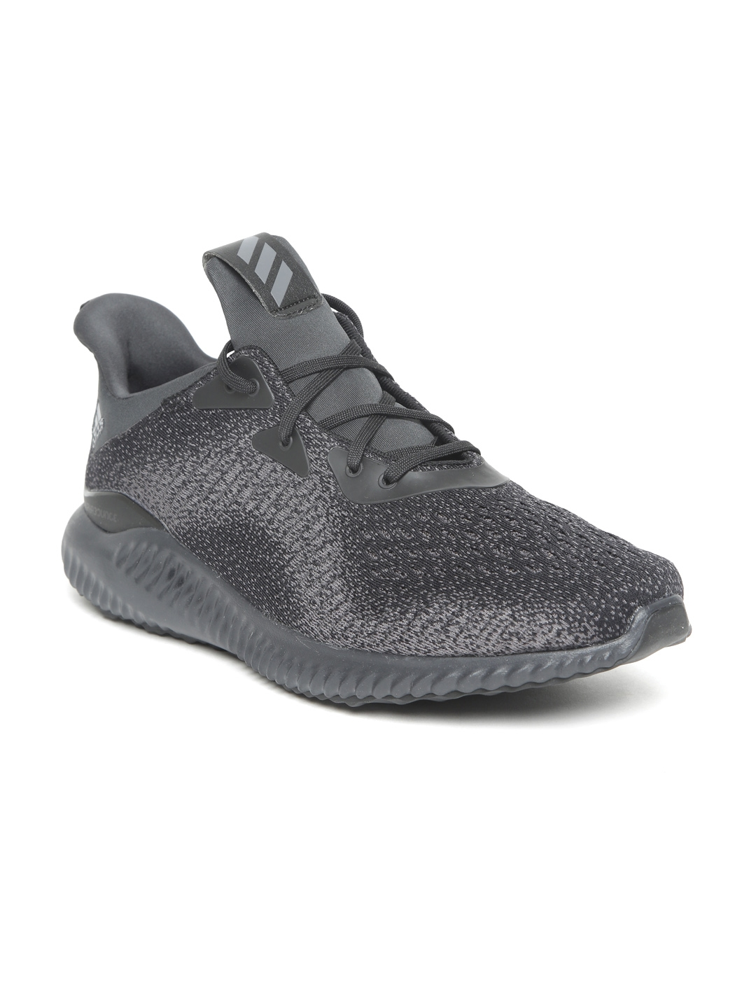 12cac74d32854 Buy ADIDAS Men Charcoal Grey Alphabounce EM Running Shoes - Sports ...