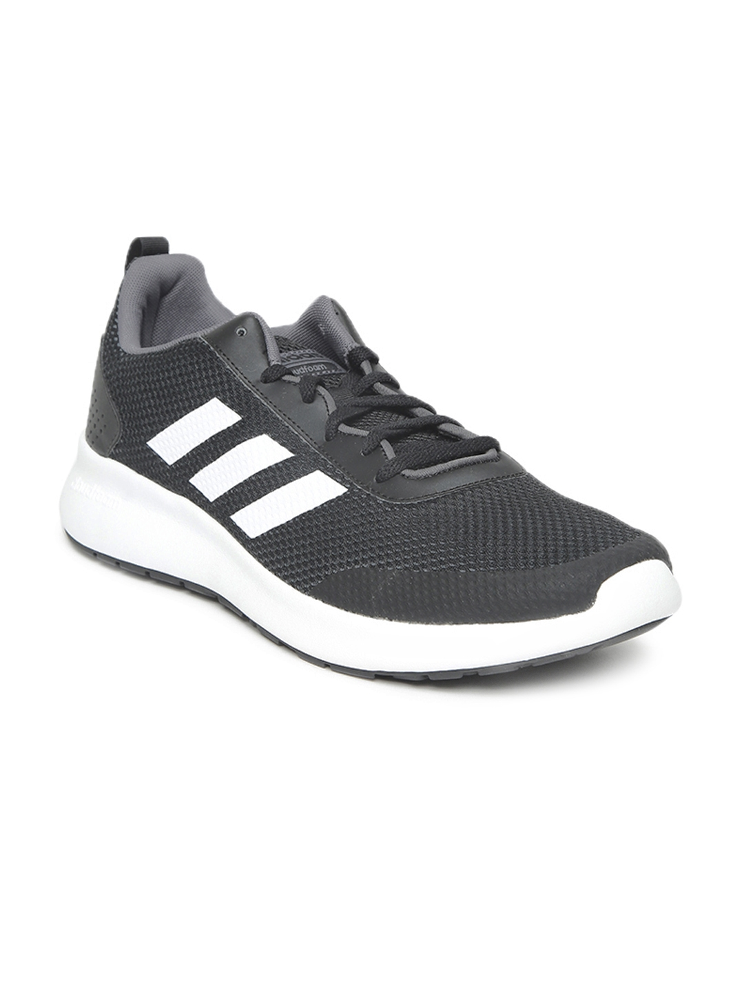 a088845e676 Buy ADIDAS Men Black ELEMENT RACE Running Shoes - Sports Shoes for ...