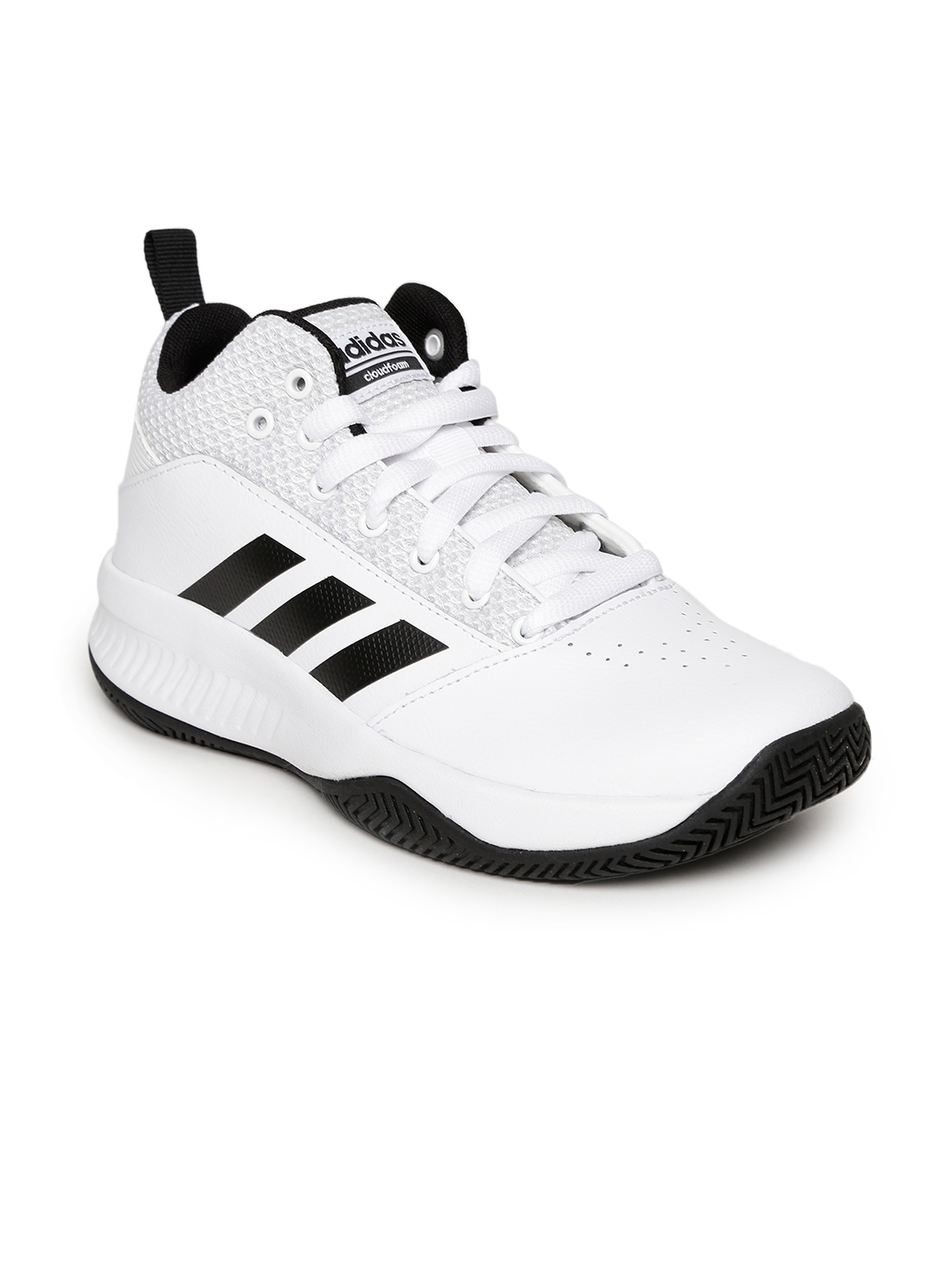7aa07af42a06 Buy ADIDAS Kids White CF ILATION 2.0 K Basketball Shoes - Sports ...