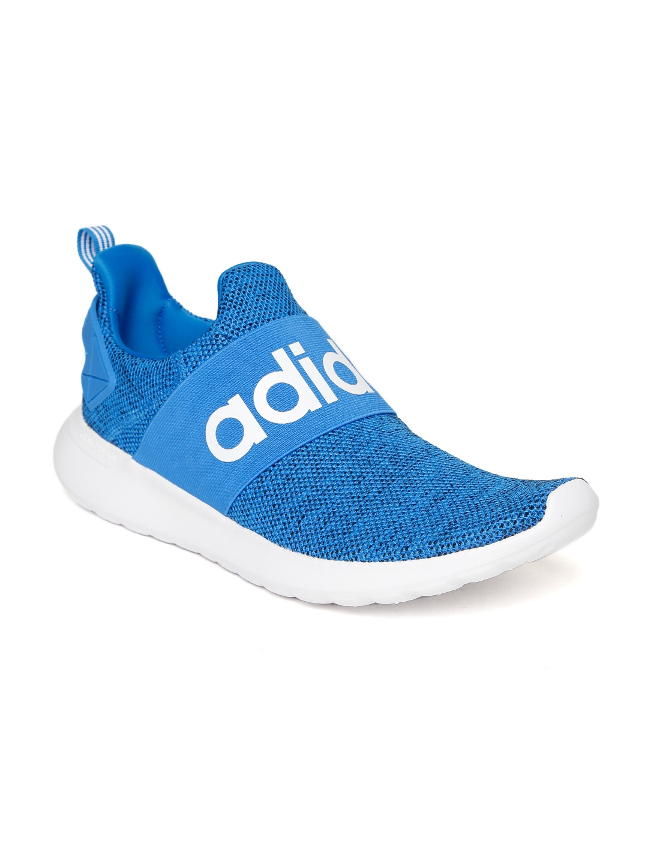 Buy ADIDAS Men Blue LITE RACER ADAPT Running Shoes - Sports Shoes ... fa191b28d