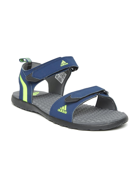 516481af9edd Buy ADIDAS Men Navy Blue MOBE Sports Sandals - Sports Sandals for ...