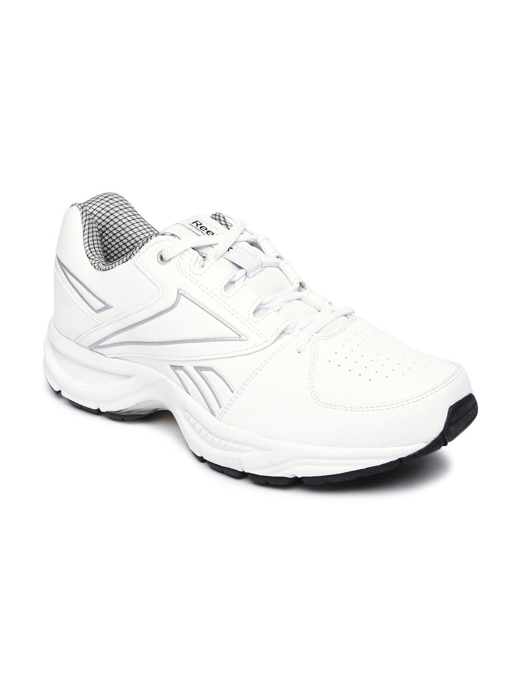 Buy Reebok Men White Comfort Run LP Running Shoes - Sports Shoes for ... b53988fee