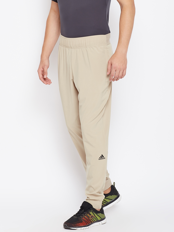 3016cc30 Buy ADIDAS Men Beige ID LW TIRO Joggers - Track Pants for Men ...