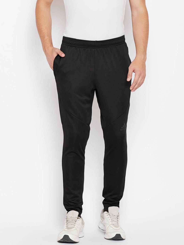 270df69672 ADIDAS Men Black WO PANT CLITE Training Track Pants