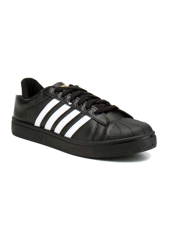 Sparx Men Black Sneakers - Casual Shoes