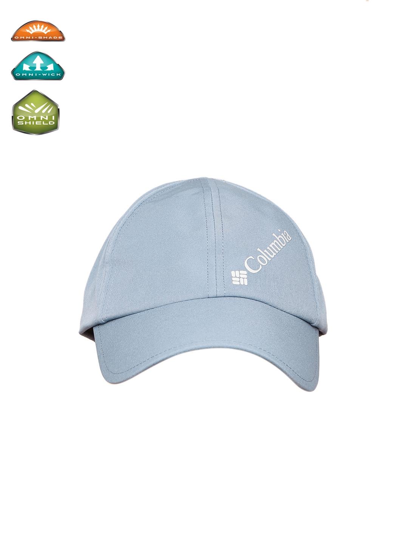 6658b14a9e6bd Buy Columbia Women Blue Solid Silver Ridge Baseball Outdoor Cap ...
