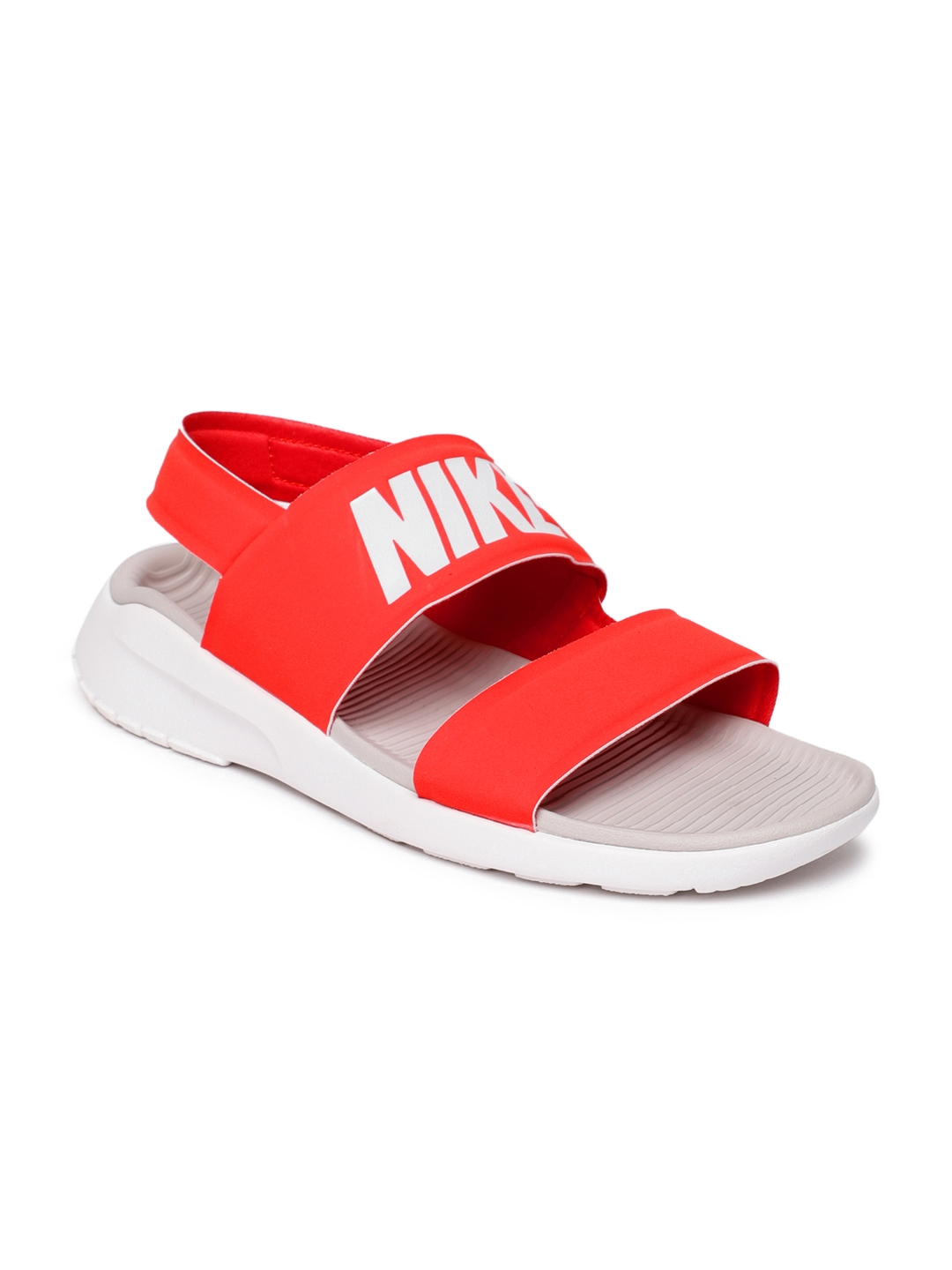 2e6a5fd6e434 Buy Nike Women Red Tanjun Sports Sandals - Sports Sandals for Women ...