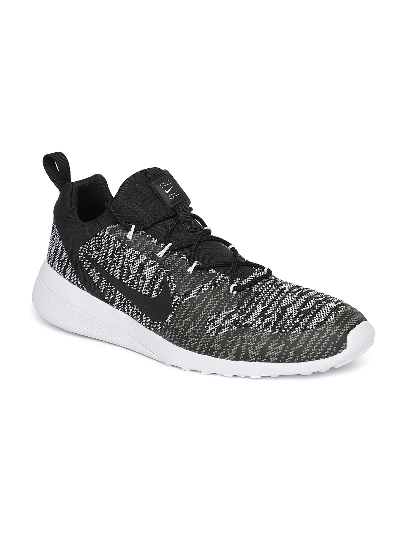 01993eca6d545 Buy Nike Men Black   White CK Racer Sneakers - Casual Shoes for Men ...