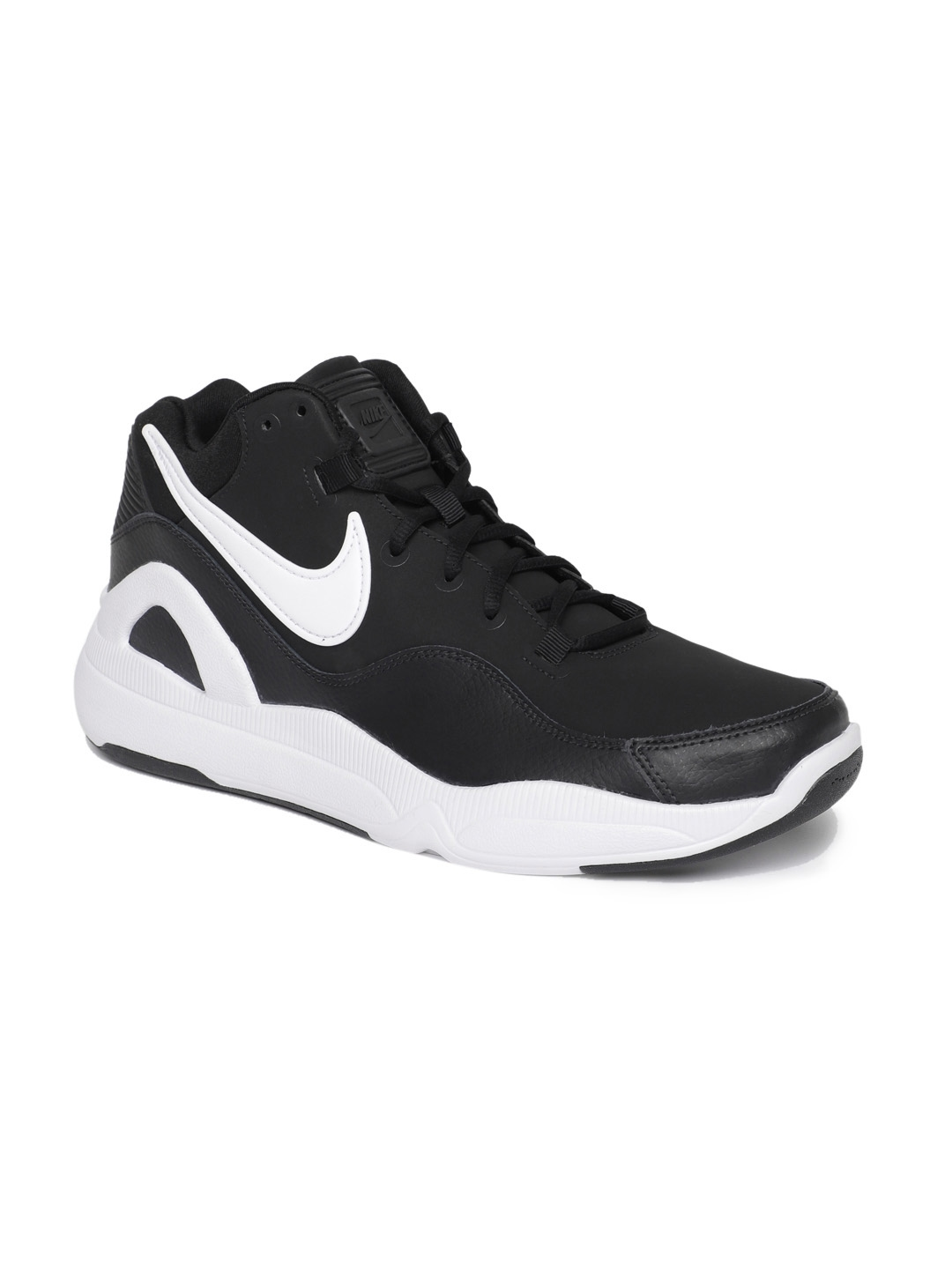 27724a8282d60 Buy Nike Men Black Dilatta Sneakers - Casual Shoes for Men 4030156 ...