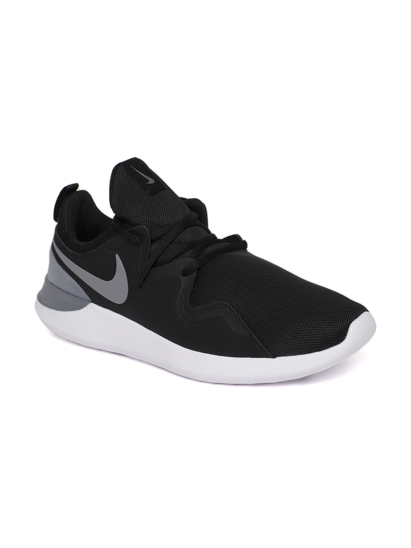 72de1bd567b Buy Nike Men Black Tessen Sneakers - Casual Shoes for Men 4030157 ...