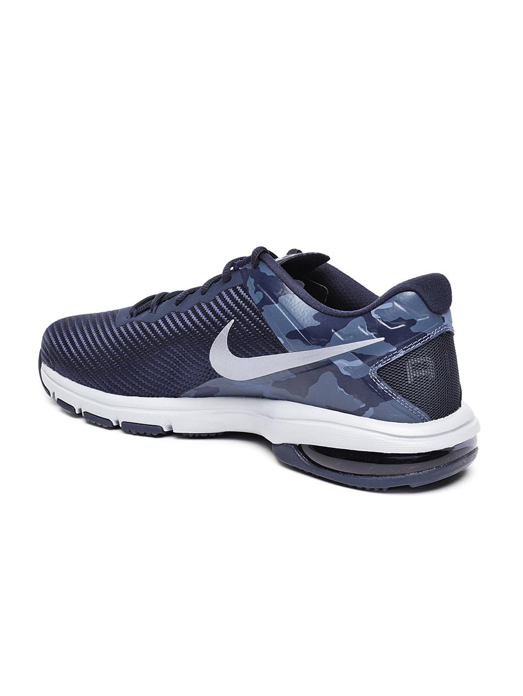 7831ce26b5 Buy Nike Men Navy Air Max Full Ride TR 1.5 Training Shoes - Sports ...
