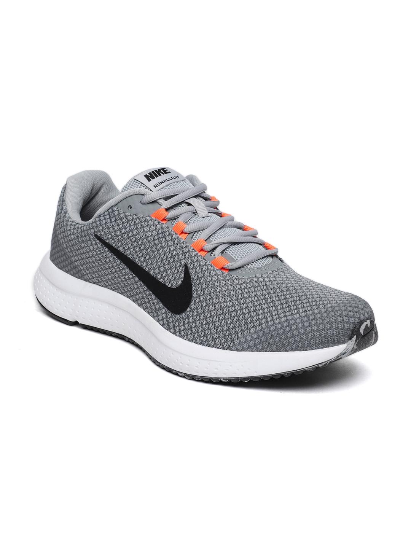 best service 2ef5b 0c593 Nike Men Grey RunAllDay Running Shoe