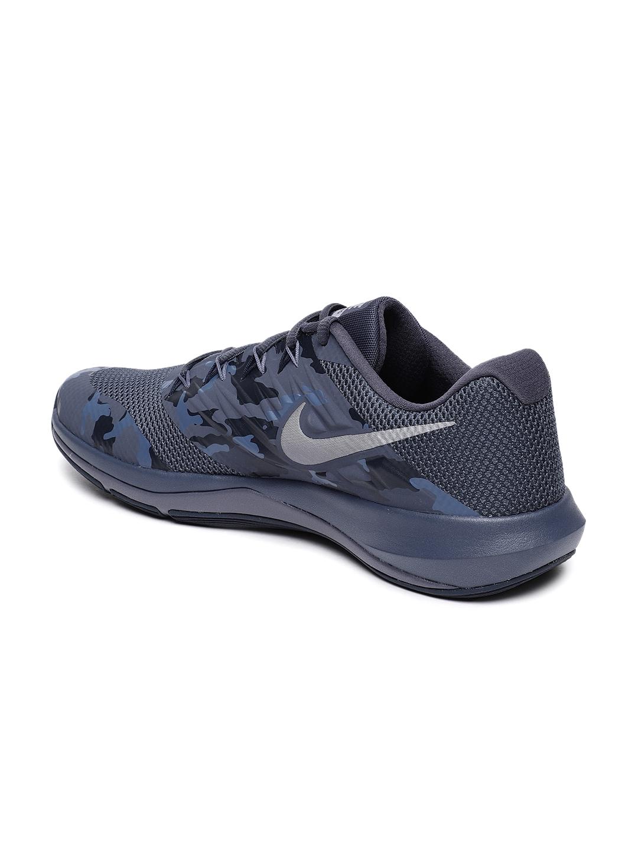sale retailer bc733 61e45 Nike Men Navy Blue Lunar Prime Iron II Training Shoe