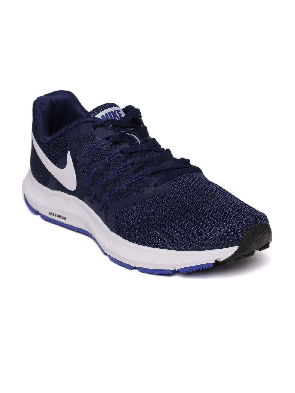 2d14ab532 Buy Nike Men Navy Run Swift Running Shoes - Sports Shoes for Men ...