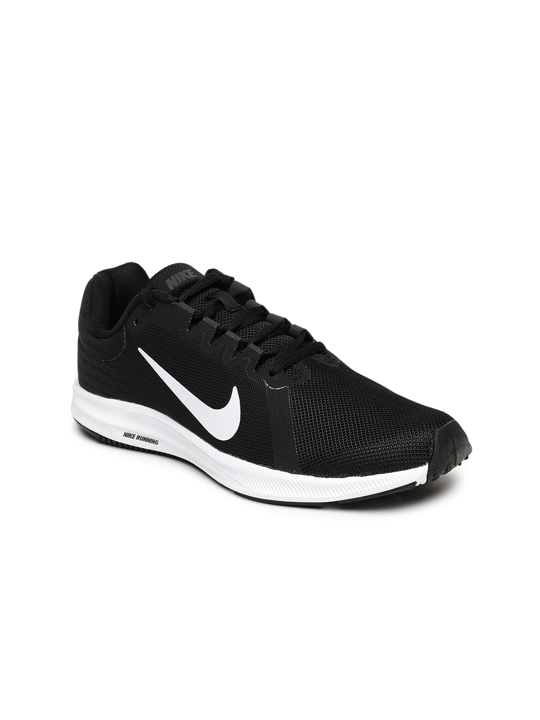 Buy Nike Women Black Downshifter 8 Running Shoes - Sports Shoes for ... 215ddf1f6f