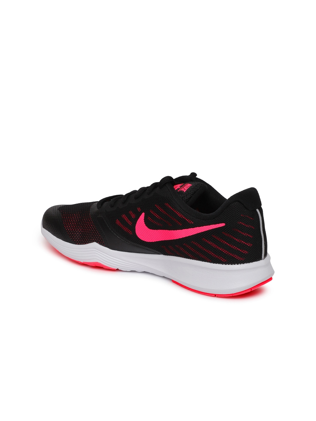d723c68337a15 Buy Nike Women Black   Pink City Training Shoes - Sports Shoes for ...