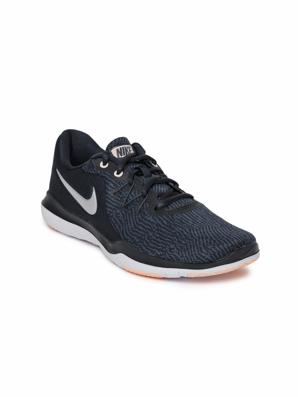 c6b4717707276 Buy Nike Women Navy Blue Flex Supreme TR 6 Training Shoes - Sports ...