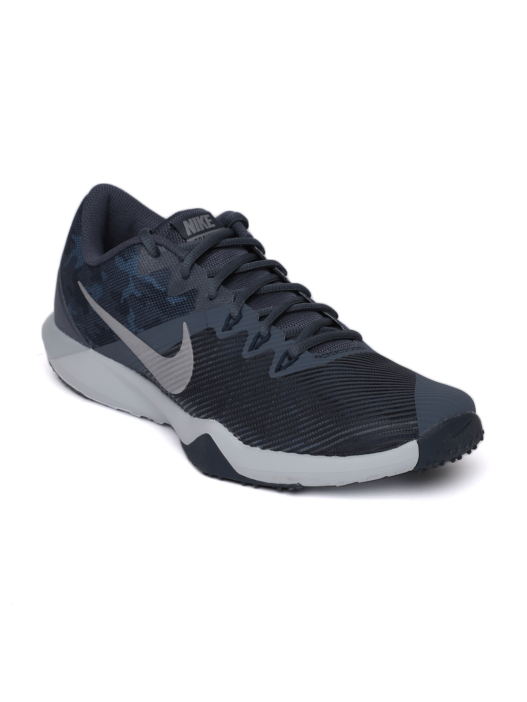 new style fe26e 17af7 Nike Men Navy Blue Retaliation TR Training Shoes