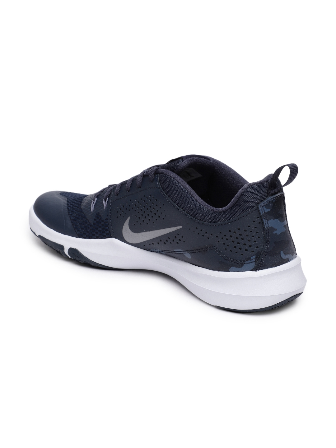 12e7ab4cbd3 Buy Nike Men Navy Legend Trainer Shoes - Sports Shoes for Men ...