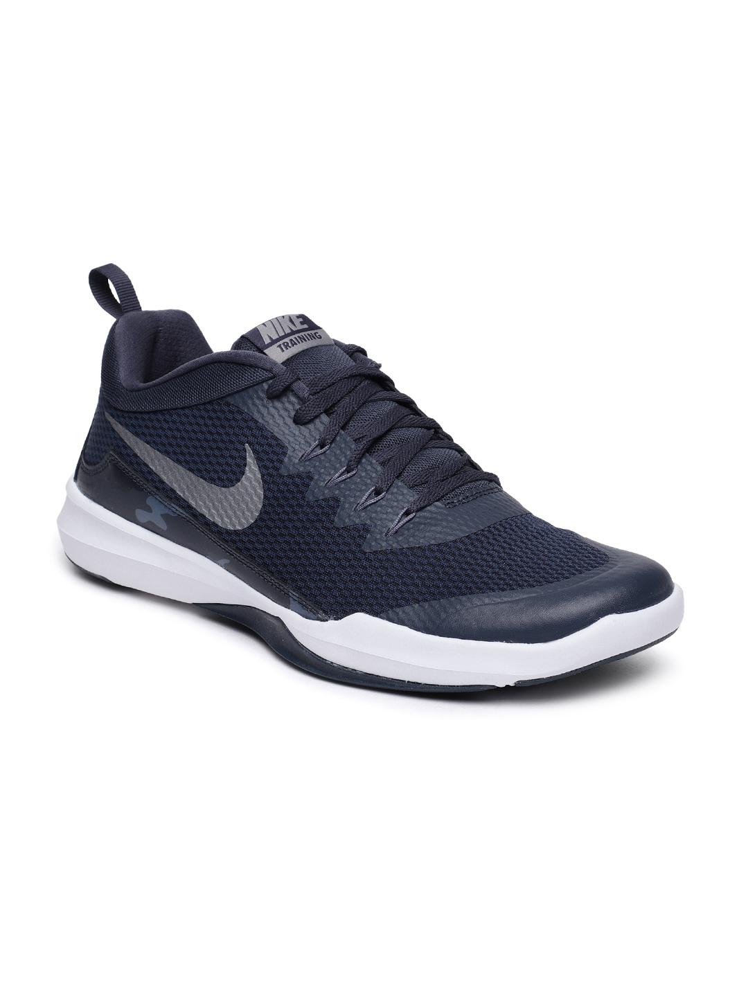 9cc4ef1bc4f9e Buy Nike Men Navy Legend Trainer Shoes - Sports Shoes for Men ...