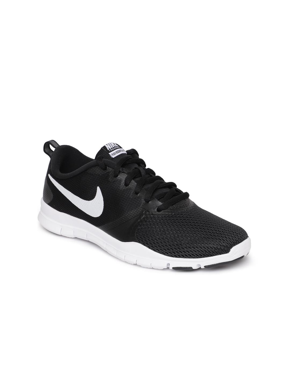 e9f9dd3ec71 Buy Nike Women Black Flex Essential Training Shoes - Sports Shoes ...