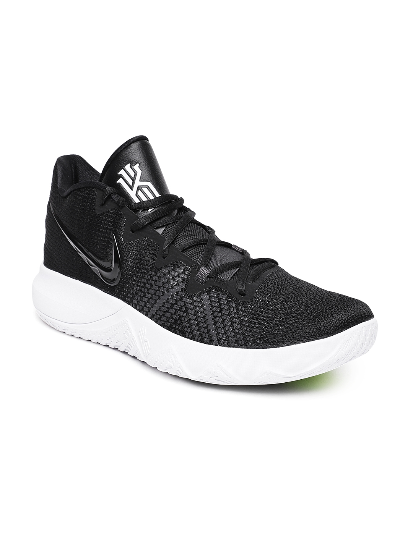 142a45552ece6 Buy Nike Men Black Kyrie Flytrap Basketball Shoes - Sports Shoes for ...