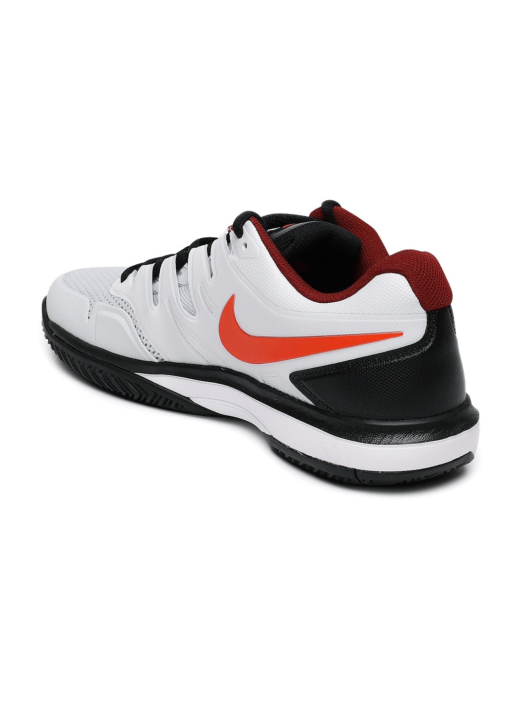 new product 20ba4 38779 Nike Men White Air Zoom Prestige HC Tennis Shoes