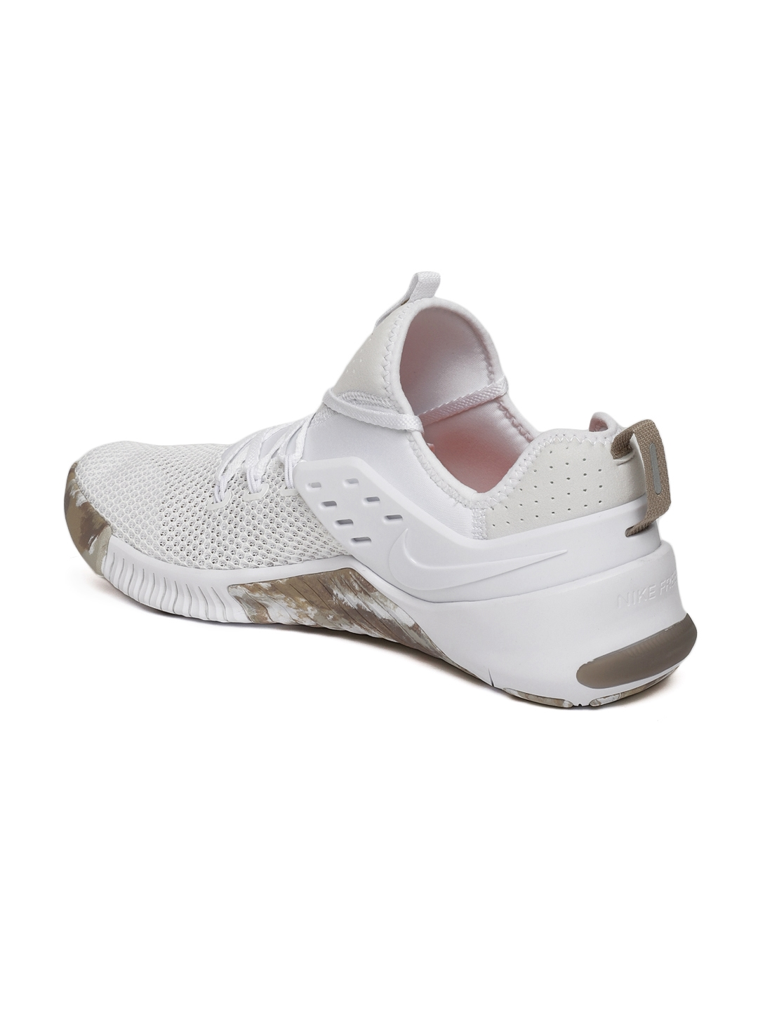 bbcea7e4e0af3 Buy Nike Men White Free Metcon Training Shoes - Sports Shoes for Men ...
