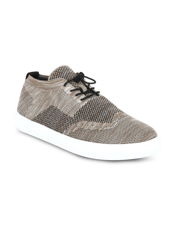 Buy Park Avenue Men Brown Sneakers