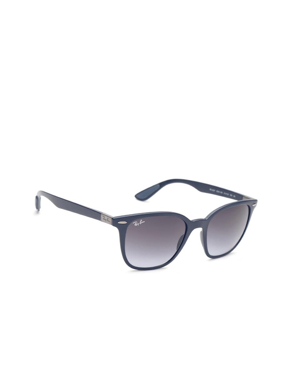 0578d6c9f39 Buy Ray Ban Unisex Wayfarer Sunglasses 0RB429763318G51 - Sunglasses ...