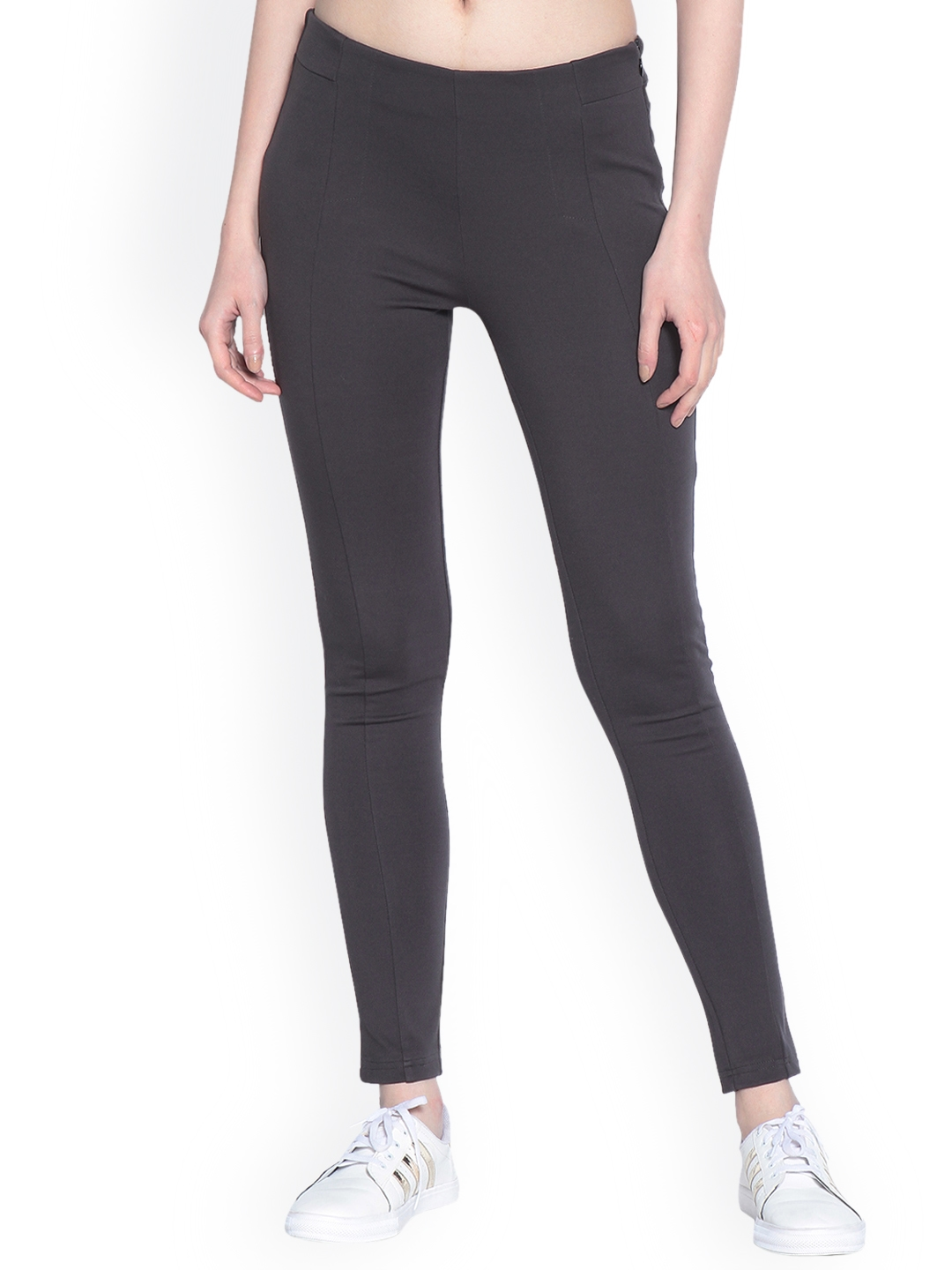 online retailer 50% off promotion Gipsy Charcoal Grey Jeggings
