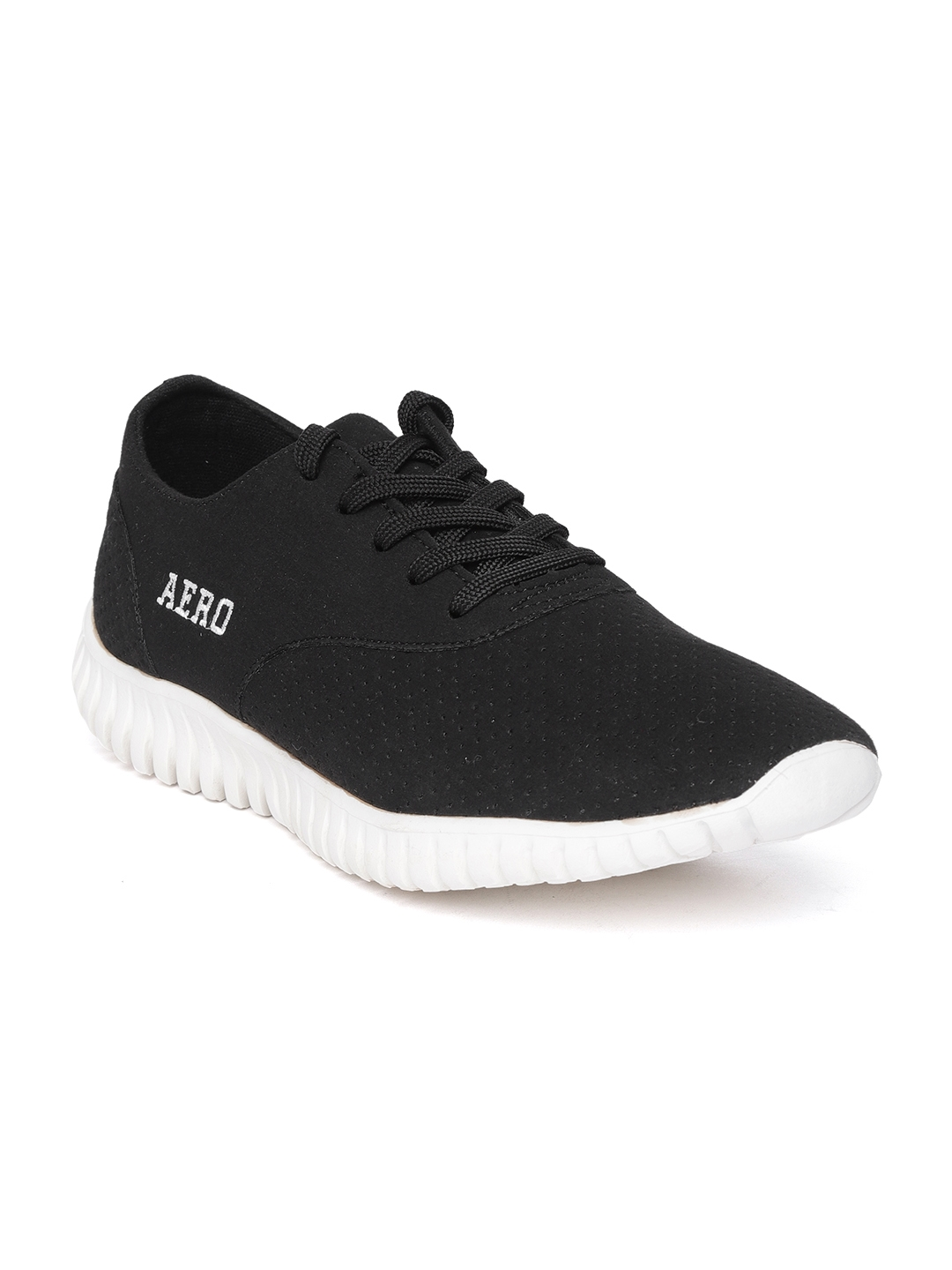Perforated Sneakers - Casual Shoes