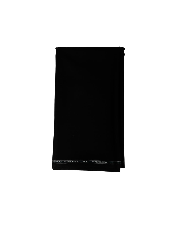 b39334d8b1d Buy Raymond Men Black Trouser Clothing Fabric - Clothing Fabric for ...