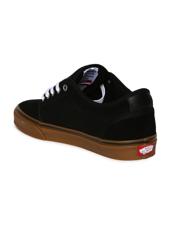 66014e4f808b72 Buy Vans Men Black Chukka Low Sneakers - Casual Shoes for Men ...