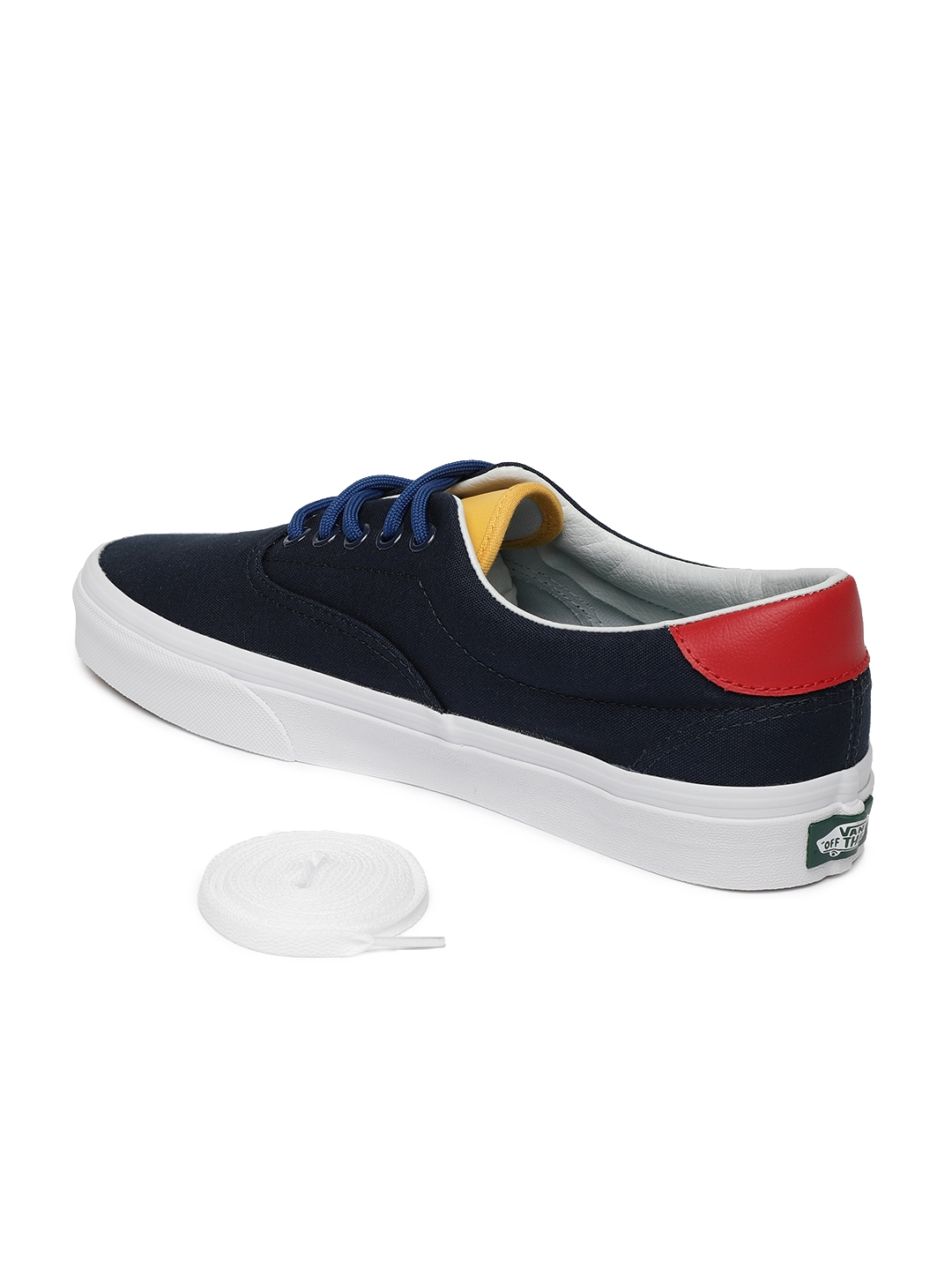 8884f0ea96 Buy Vans Unisex Navy Blue Era 59 Sneakers - Casual Shoes for Unisex ...