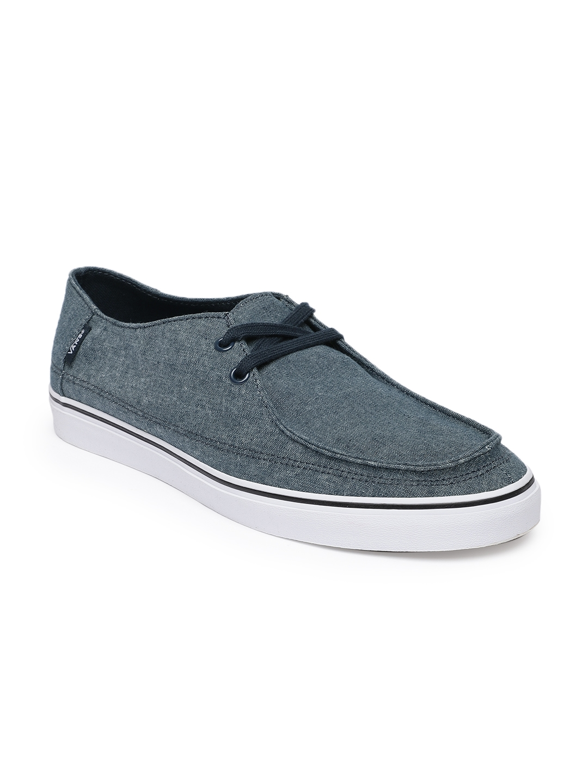 Buy Vans Unisex Blue Rata Vulc SF Sneakers - Casual Shoes for Unisex ... 8dca845506
