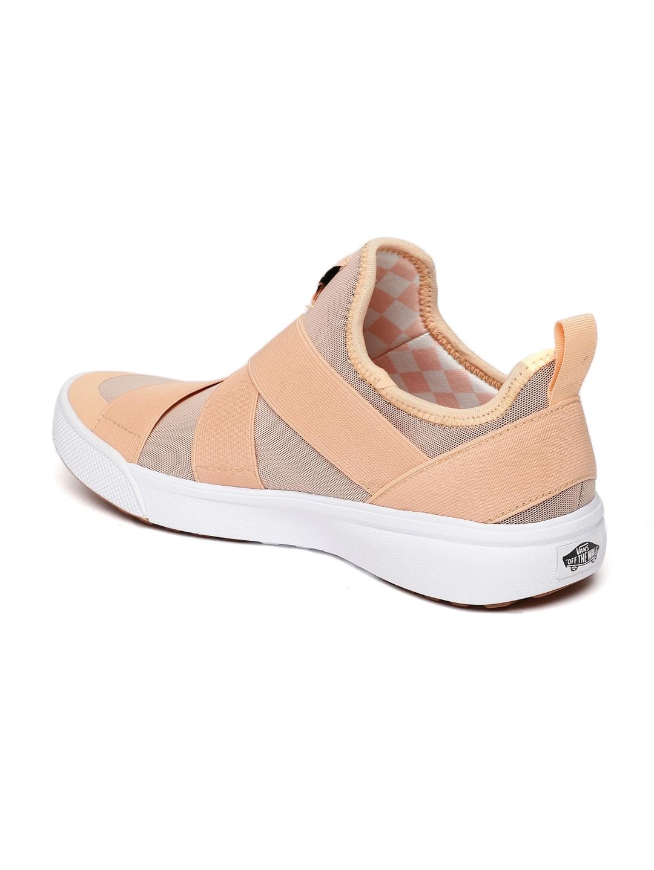 0371980e2d5 Buy Vans Unisex Peach Coloured UltraRange Gore Slip On Sneakers ...