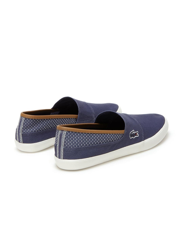 ec28dd2e3 Buy Lacoste Men Blue Slip On Sneakers - Casual Shoes for Men 4304650 ...