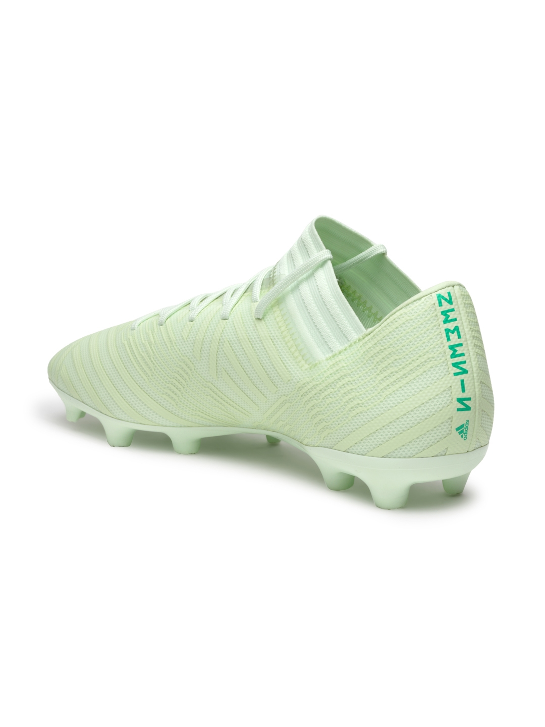 0e157c669dde Buy ADIDAS Men Mint Green NEMEZIZ 17.3 Firm Ground Football Shoes ...