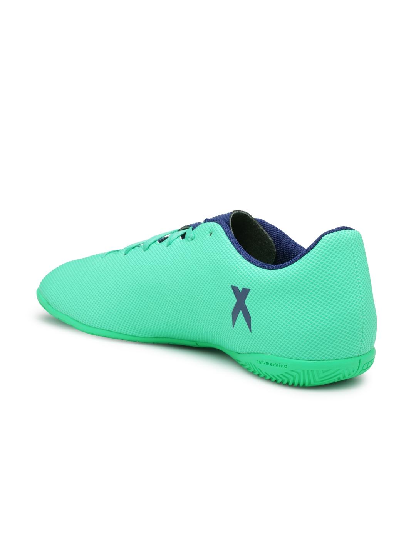 aadd702c9fc Buy ADIDAS Men Sea Green X TANGO 17.4 Indoor Football Shoes - Sports ...