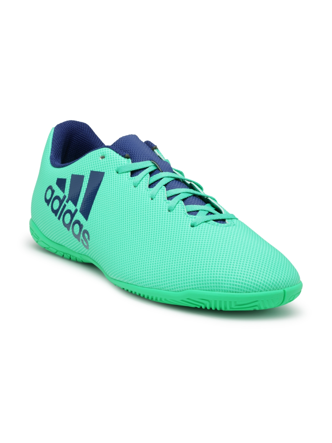 official photos 682c9 0617f ADIDAS Men Sea Green X TANGO 17.4 Indoor Football Shoes