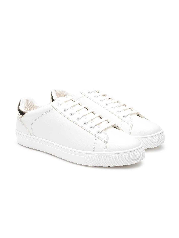 e55f3c32493 Buy Carlton London Men White Sneakers - Casual Shoes for Men 4328288 ...