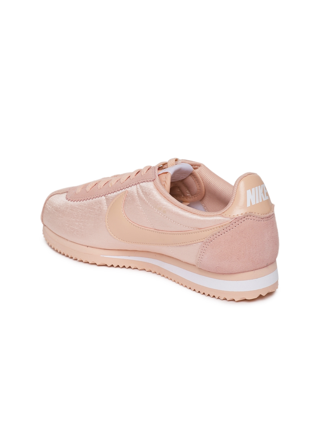 796a1a8aa Buy Nike Women Pink Classic Cortez Sneakers - Casual Shoes for Women ...