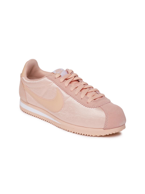 Buy Nike Women Pink Classic Cortez Sneakers - Casual Shoes for Women ... e7fc02c12