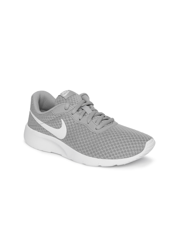 93cd6988066798 Buy Nike Boys Grey TANJUN (GS) Sneakers - Casual Shoes for Boys ...