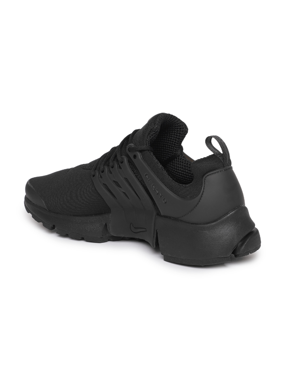 Buy Nike Men Black Air Presto Essential Sneakers - Casual Shoes for ... 07e266132