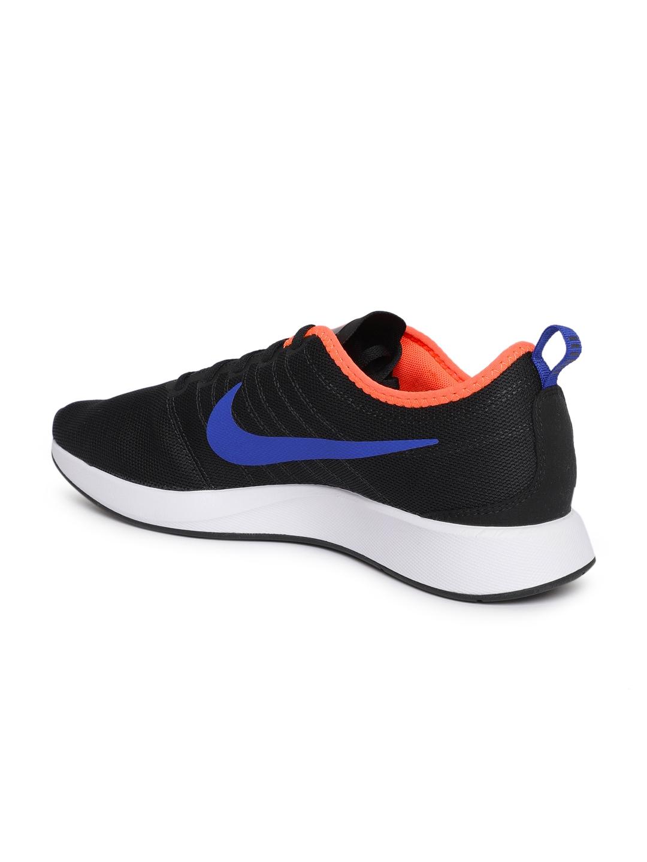 a6d293f143b1 Buy Nike Men Black Dualtone Racer Sneakers - Casual Shoes for Men ...